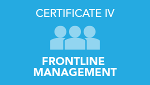 Certificate 4 of Frontline Management
