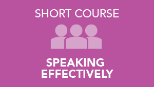 short-course-speaking-effectively